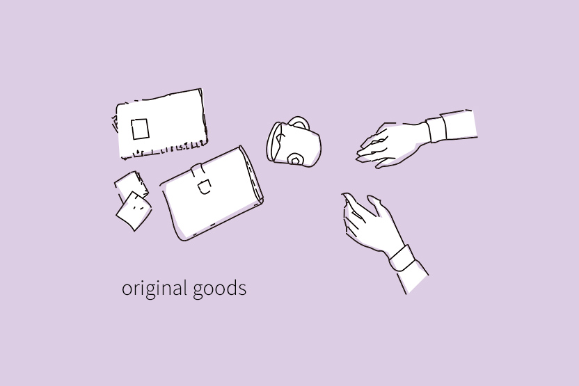 original goods